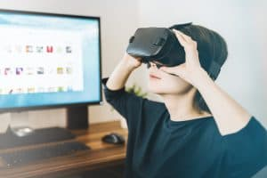 Virtual reality casino's de trend? check de trends van iGaming