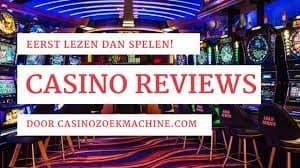 casino reviews eerst lezen dan spelen