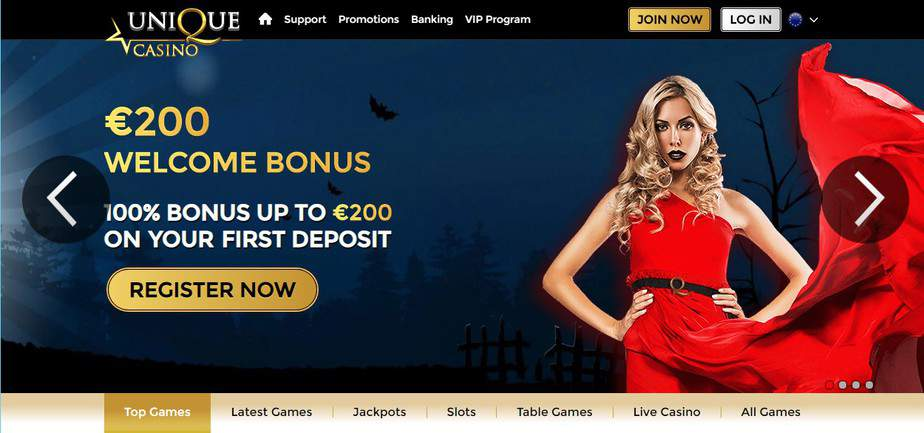 unique casino review website