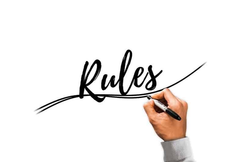 online gokken welke regels leg jij jezelf op